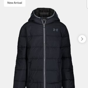 Under Armour Pronto jacket cold gear loose Puffer